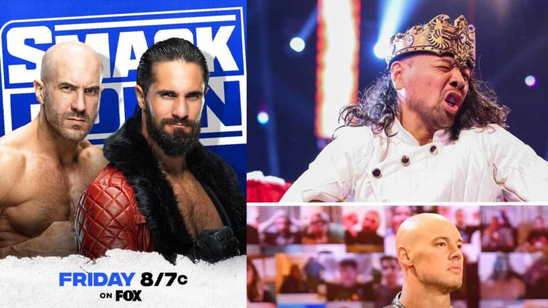 Two Money in the Bank Qualifiers Matches Added to SmackDown 7/9