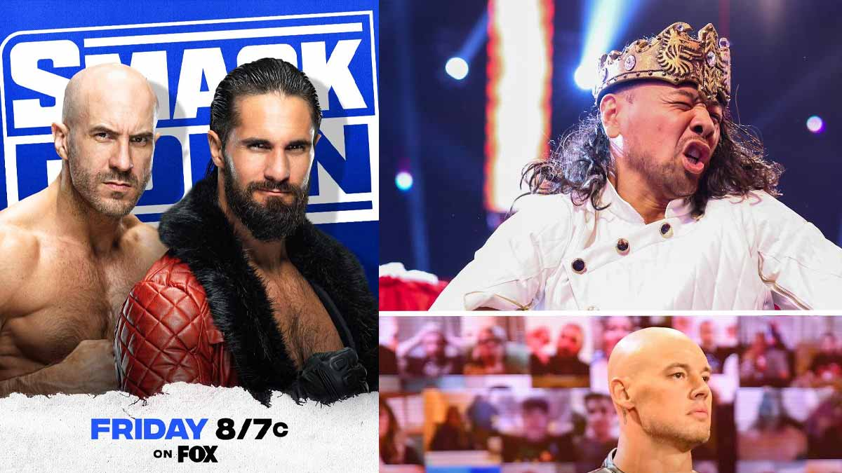 MITB Qualifiers WWE SmackDown 9 July 2021