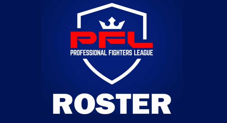 Professional Fighters League Roster 2021: List of current PFL Fighters