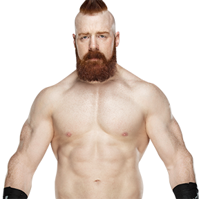 Sheamus WWE Roster