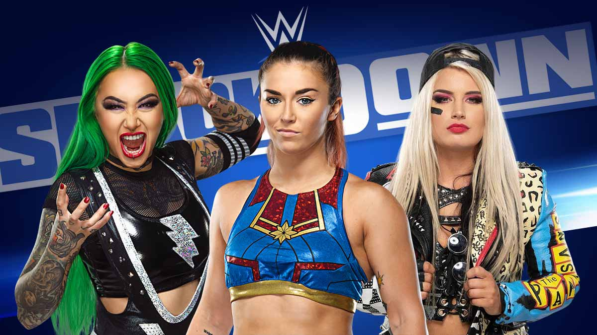 SmackDown Call ups from NXT