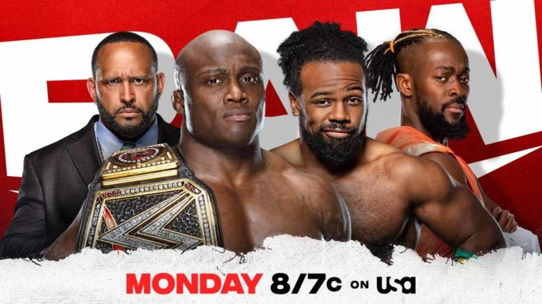WWE RAW Live Results 12 July 2021: Lashley vs Woods, AJ Styles in Action
