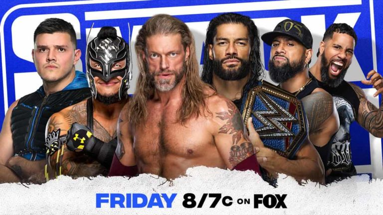 WWE SmackDown Live Results 16 July 2021: Roman & Edge in Tag Team Action, MITB Go-Home