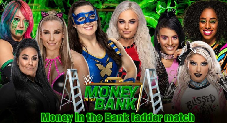 Tamina Snuka Added to Women's Money in the Bank Ladder Match