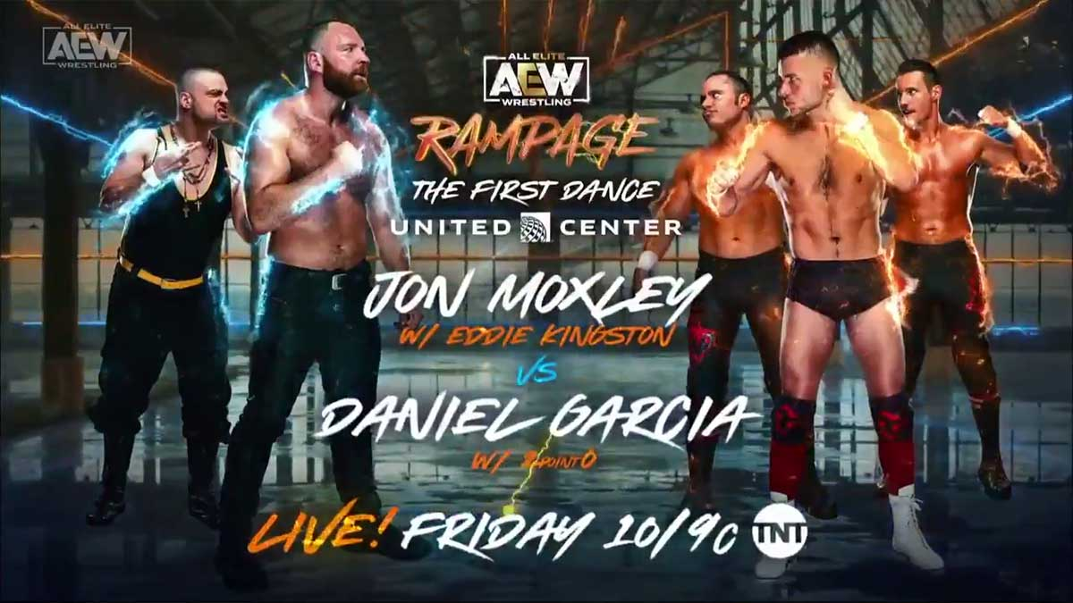 AEW Rampage 20 August 2021