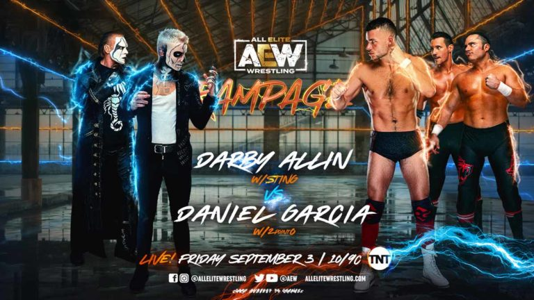 AEW Rampage September 3, 2021- Results, Live Updates, Highlights