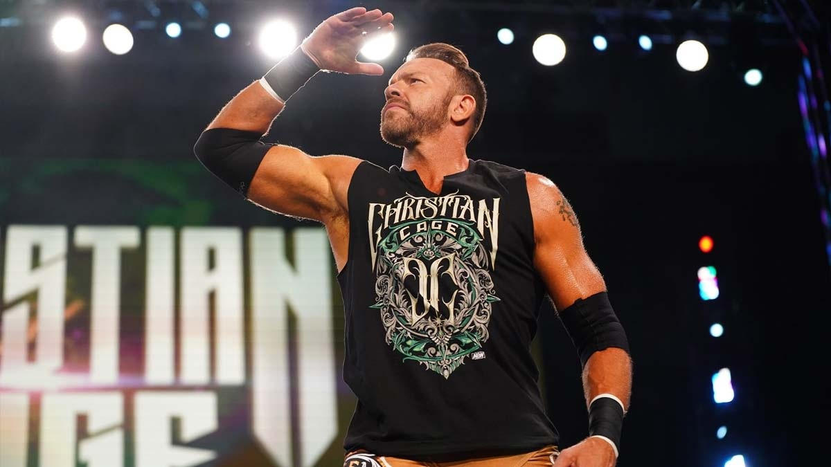 Christian Cage AEW