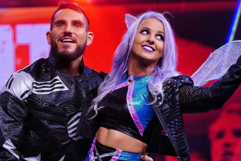 Johnny Gargano & Candice LeRae To Become Parents Soon