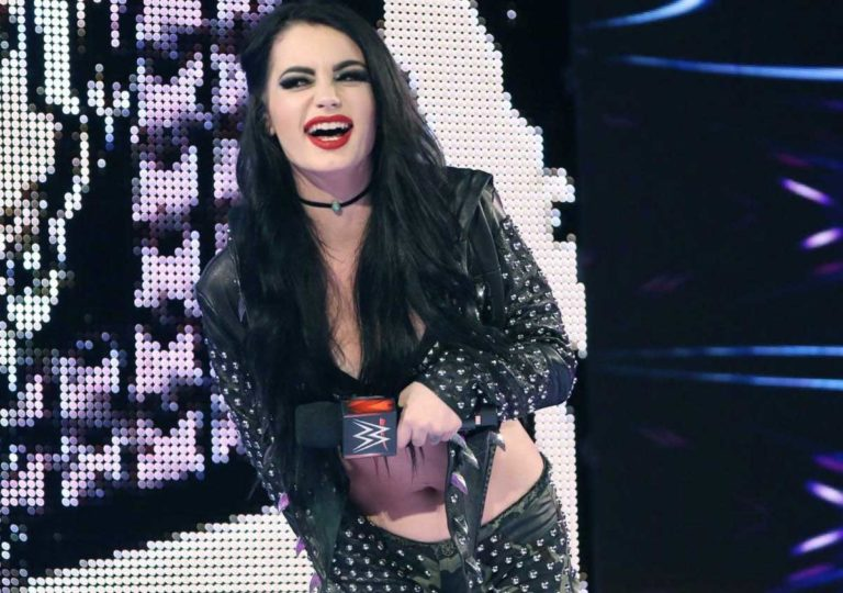 Paige Reveals Details Of Her WWE Contract