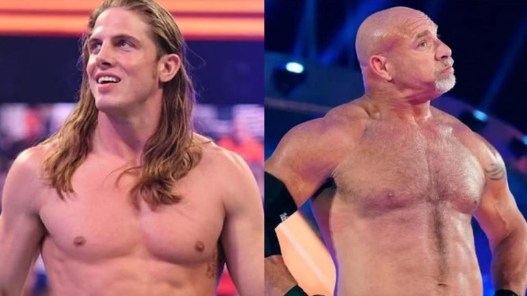 Matt Riddle Reveals His Recent Interaction With Goldberg on WWE Raw
