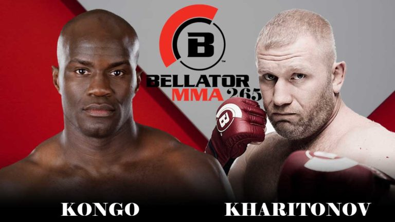 Bellator 265- Kongo vs Kharitonov: Results, Fight Card, Date, Time, Tickets, How to Watch