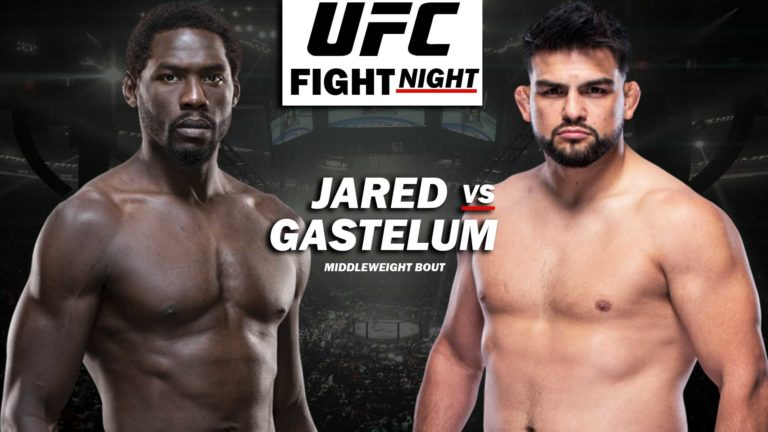 UFC Vegas 34: Cannonier vs Gastelum- Results, Fight Card, Start Time, How to Watch