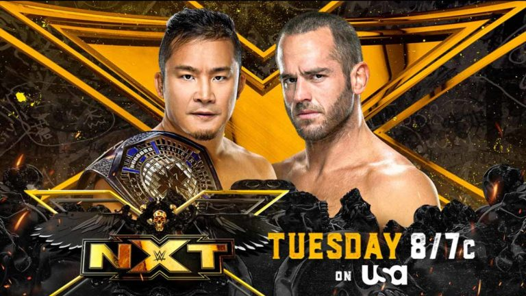 WWE NXT 17 August 2021 Results, Preview, Live Updates, Highlights- Kushida vs Strong, TakeOver Go-Home