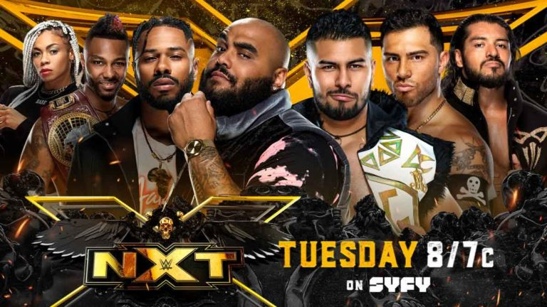 WWE NXT 24 August 2021- Results(Spoilers), Updates- TakeOver Fallout, Hit Row vs Legado Del Fantasma