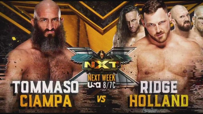WWE NXT August 31, 2021- Results, Live Updates, Preview, Card, Start Time