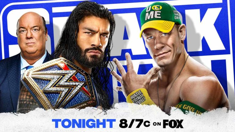 WWE SmackDown Results 13 August 2021: Roman & Cena Come Face to Face