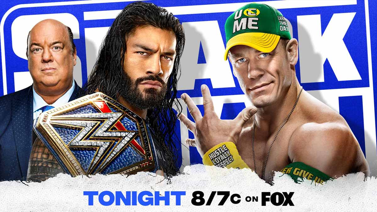 WWE SmackDown 13 August 2021