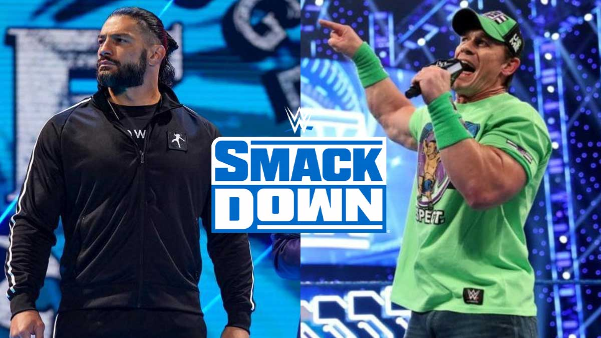 WWE SmackDown 20 August 2021