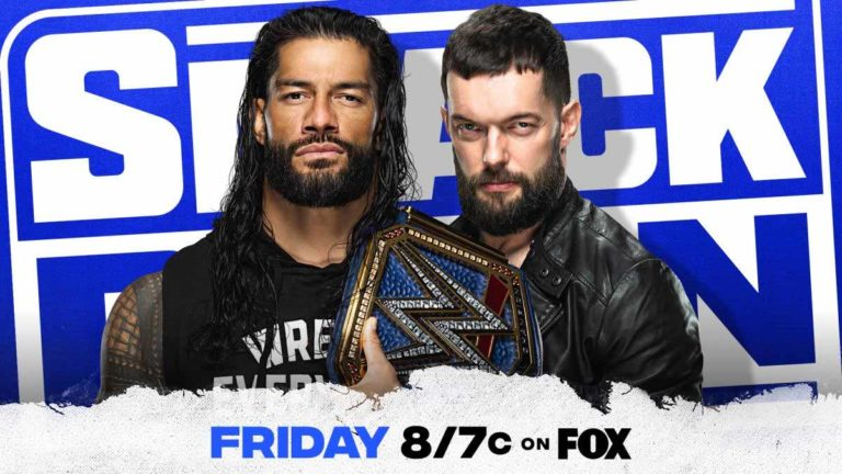 WWE SmackDown September 3, 2021- Results, Preview, Card, Start Time