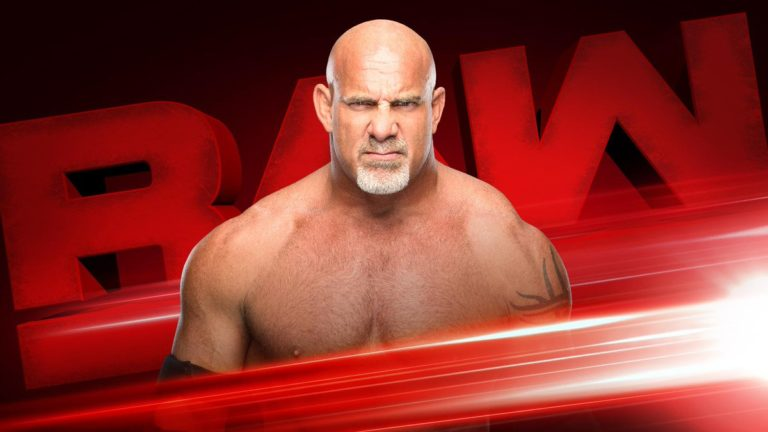 Goldberg To Appear On The Last Raw Before SummerSlam