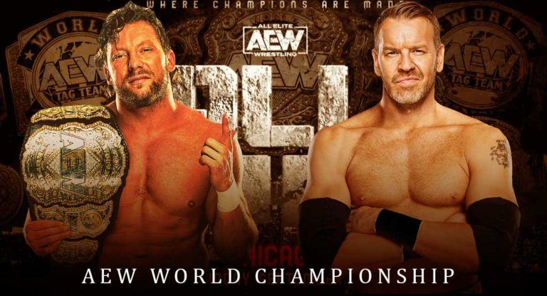 Christian Cage Vs. Kenny Omega ALL OUT 2021