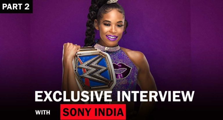 Bianca Belair on How She Met Montez Ford, Her Match at SummerSlam