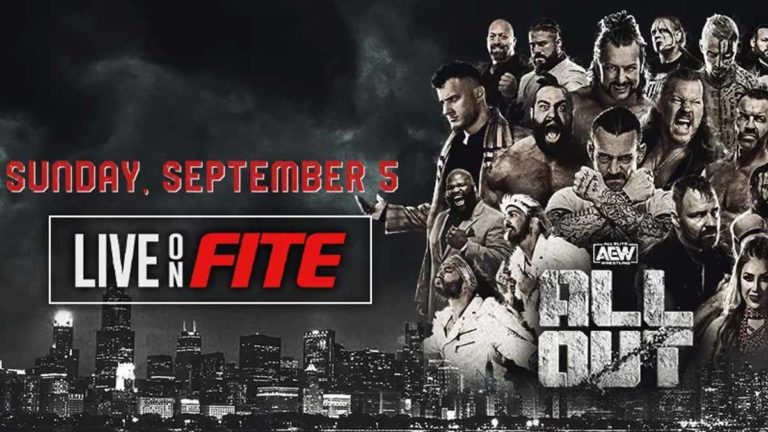 Fite TV To Stream AEW All Out 2021 PPV in United States Also