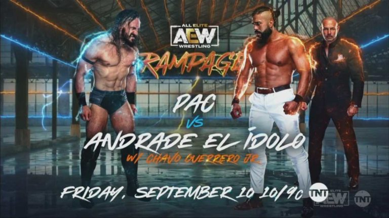 AEW Rampage September 10, 2021- Live Results & Updates