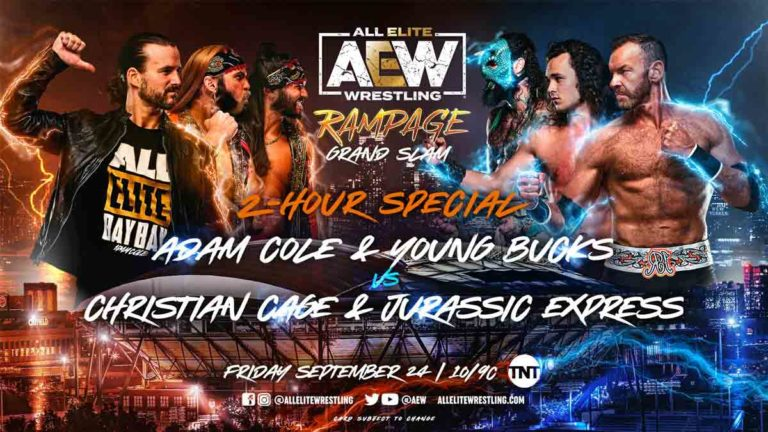 AEW Rampage: Grand Slam- Sept 24, 2021- Live Results & Updates