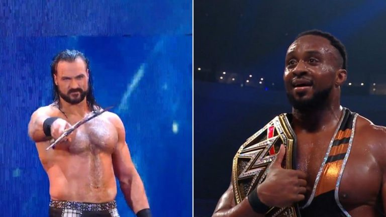 Big E Retains WWE Title Over Lashley, Gets Challenged by Drew McIntyre