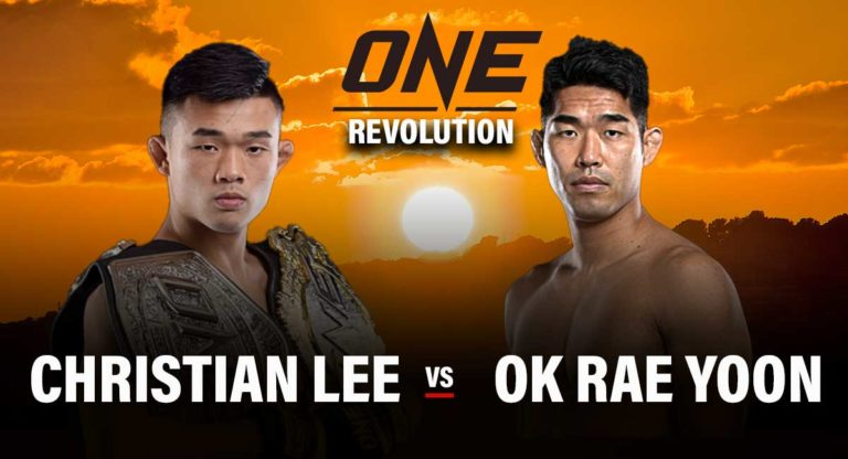 ONE Championship: Revolution Fight Card, Results