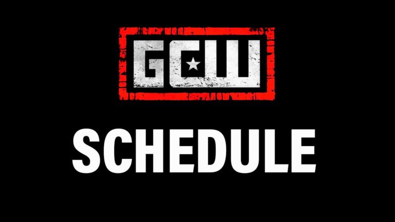 GCW Schedule 2021: List of Game Changer Wrestling Events