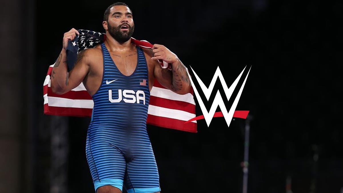 Gable Stevenson Signs with WWE