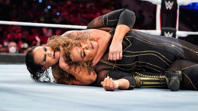 WWE Announces Nia Jax Out for Undisclosed Time With Arm Injury