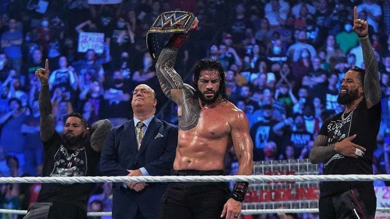 Roman Reigns WWE Extreme Rules 2021