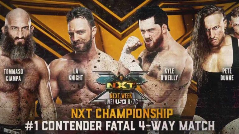 WWE NXT September 14, 2021- Live Results & Updates