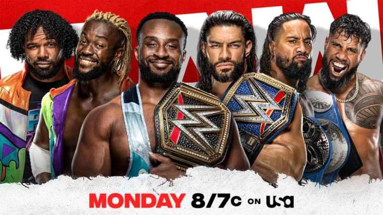 WWE RAW September 20, 2021- Live Results & Updates