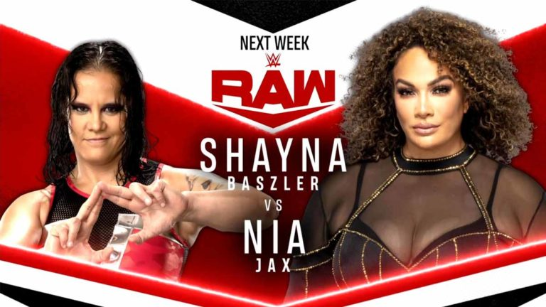 WWE RAW September 20, 2021- Preview, Match Card