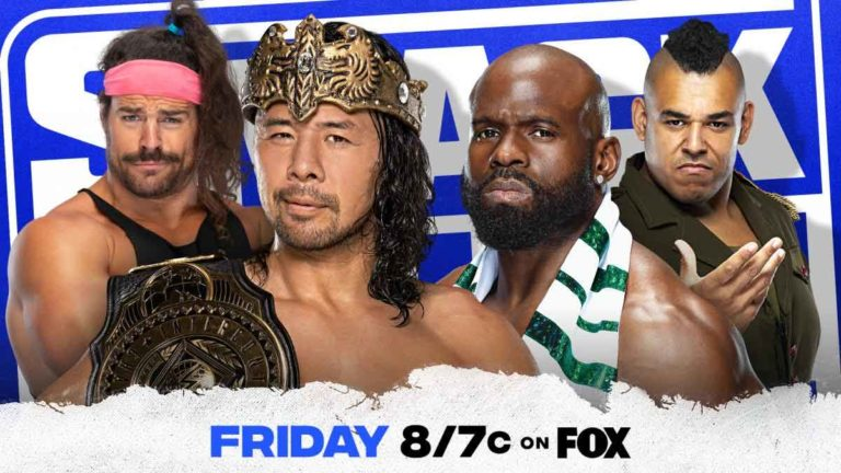 WWE SmackDown September 24, 2021- Preview, Card & More Info