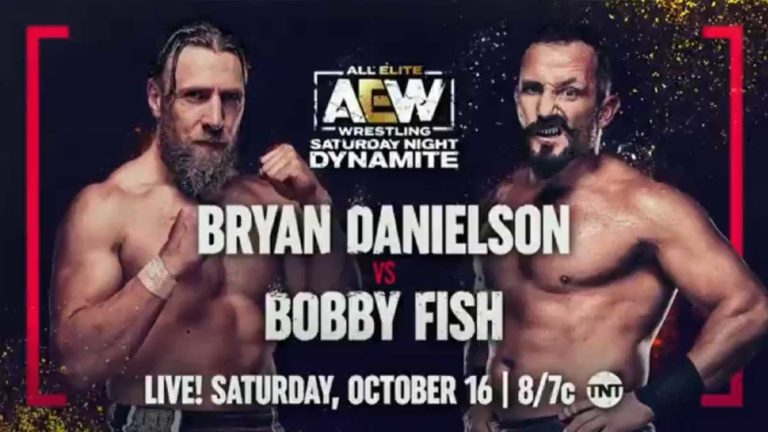 AEW Dynamite Oct 16, 2021- Live Results & Updates
