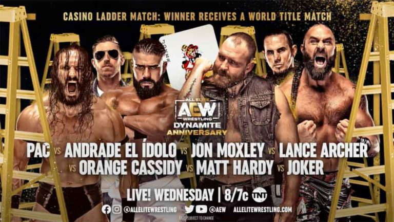 AEW Dynamite October 6, 2021- Live Results & Updates