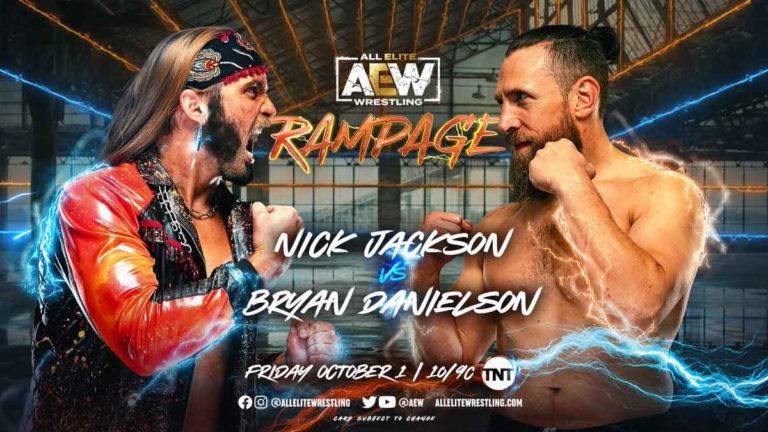 AEW Rampage October 1, 2021- Live Results & Updates