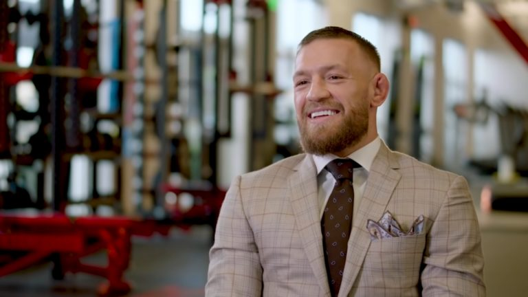"""Conor Mcgregor Applauds """"Fury-Wilder Trilogy,"""" Takes a Shot at Poirier"""