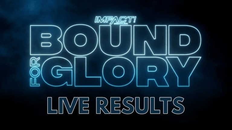 IMPACT Bound For Glory 2021 Results- Christian vs Alexander- Live Updates