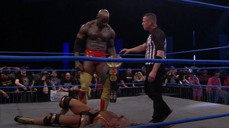 Moose Steals Josh Alexander's Big Moment at IMPACT Bound For Glory