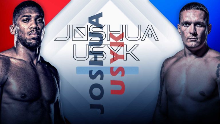 Oleksandr Usyk vs Anthony Joshua II to Take Place in March in the UK