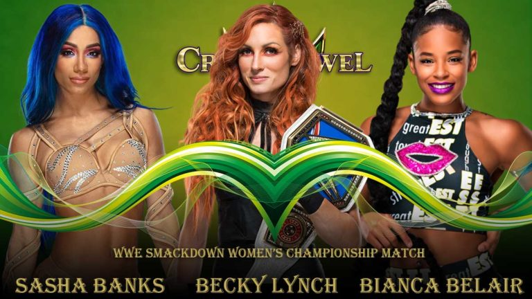 SmackDown Women's Championship Triple Threat Match Announced for Crown Jewel