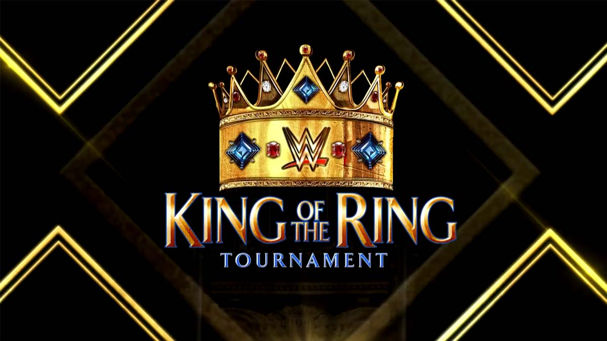 WWE King of the Ring 2021