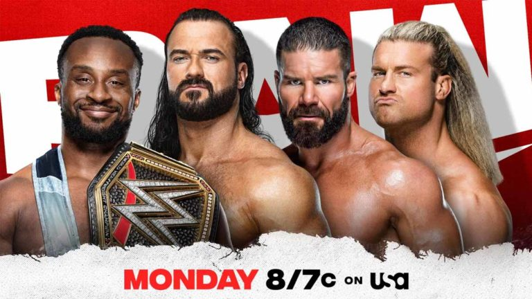 WWE RAW- October 18, 2021- Live Results & Updates