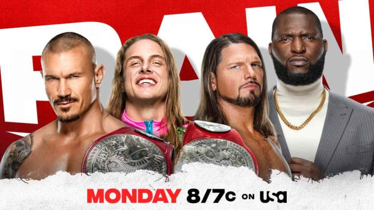 WWE RAW Oct 25, 2021- Results, Card, Preview, Tickets